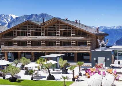 Chf 385 269 For 1 Night 2 People Verbier Getaway At The Award Winning