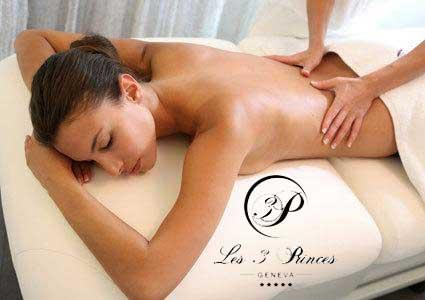 3 Princes Luxury Spa: Massage or Facial