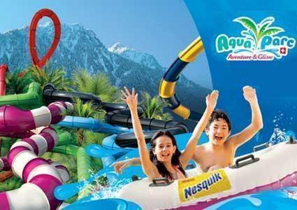 Full-day Pass to Aquaparc