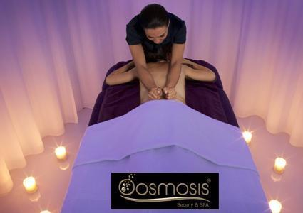 Exclusive Pampering at Oosmosis Luxury Spa