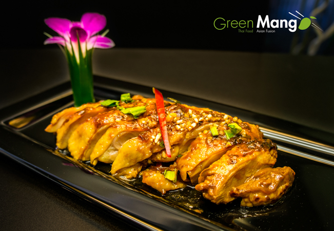 Green Mango Thai Food: CHF 45 Credit