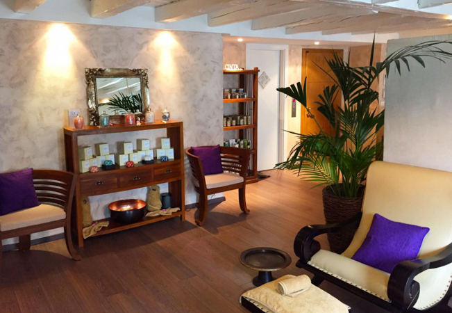 Rated '#1 Spa in Geneva' and 5-Stars on TripAdvisor