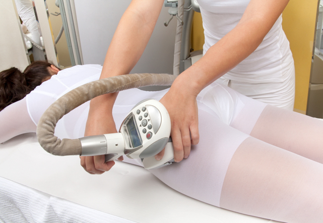 Melt Cellulite & Fat Quickly with FDA Approved Cellu M6 or Iyashi Dome Sessions at MBIA Beauty Institute Open Mon-Fri  Photo