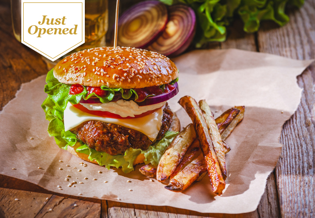 Just Opened: Burgers & Desserts for 2 at La Muse Gueule