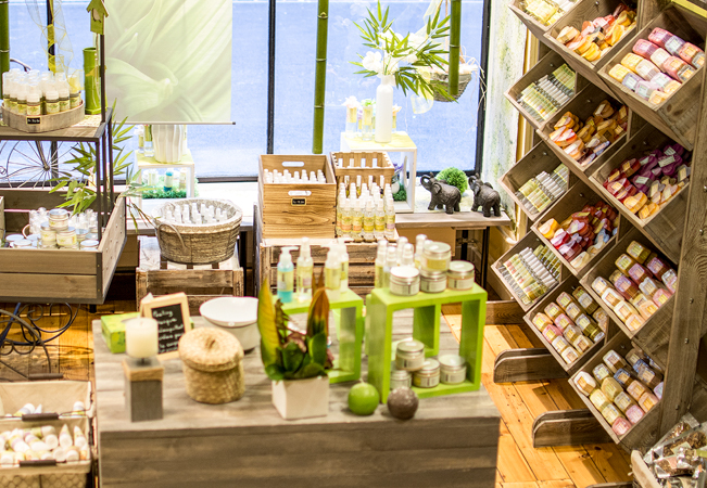 CHF 80 Credit on Natural Beauty Products at Lemongrass House