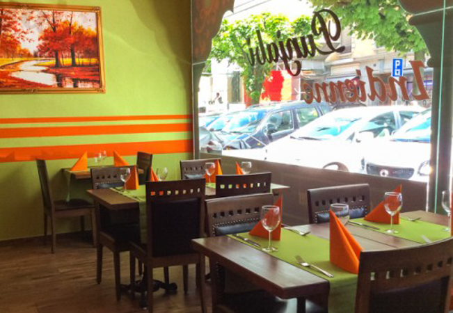 Back by Demand, 4 Stars on TripAdvisor Indian Cuisine at Punjabi: 10-Dish Discovery Menu for 2 People  Valid dinner & lunch 7/7         Photo