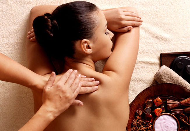Authentic Thai Massage at Sawatdee