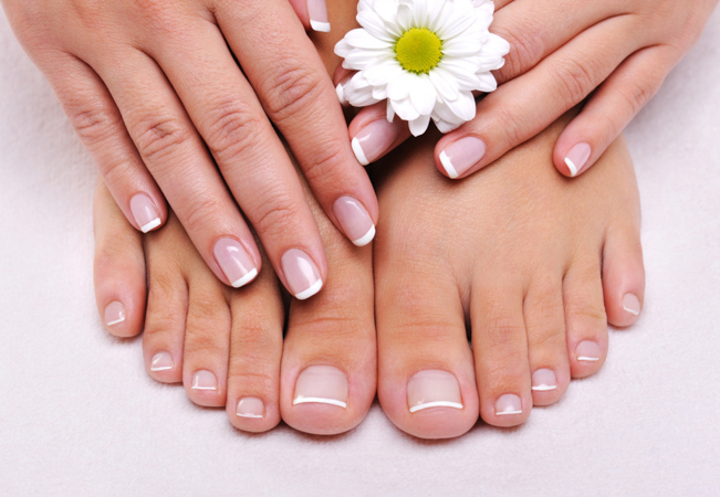 OPI Mani-Pedi at Griffe in the City (Grand Saconnex)