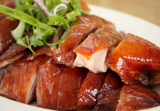 Peking Duck Menu for 2 People at Chez Kuk