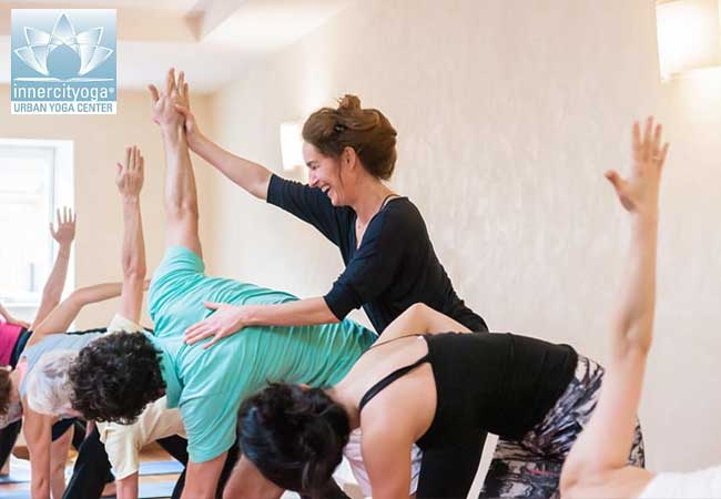 34% off: 11 Yoga Classes at INNERCITYOGA