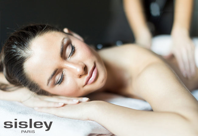 Le Spa by Sisley at Hotel Richemond: Massage or Facial