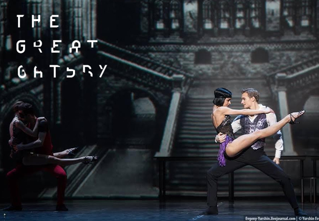 The Great Gatsby Contemporary Ballet, Nov 11 at Theatre du Leman
