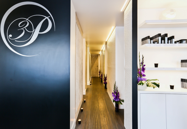Recently Re-opened & Fully Renovated: Les 3 Princes Luxury Spa (Champel)