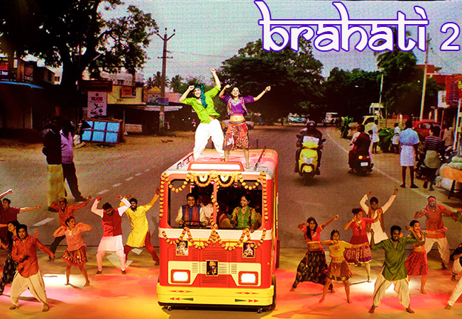 "Spectacular ""Bharati 2"" Dance Show, Feb 15"