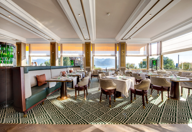 Winner: 'Best Luxury Hotel in Switzerland 2019'  Luxury Escape at the 5-Star Fairmont Le Montreux Palace Hotel  lncl 1 night for 2 in Lake View room, breakfast, spa/gym access, 15% off spa treatments  Photo