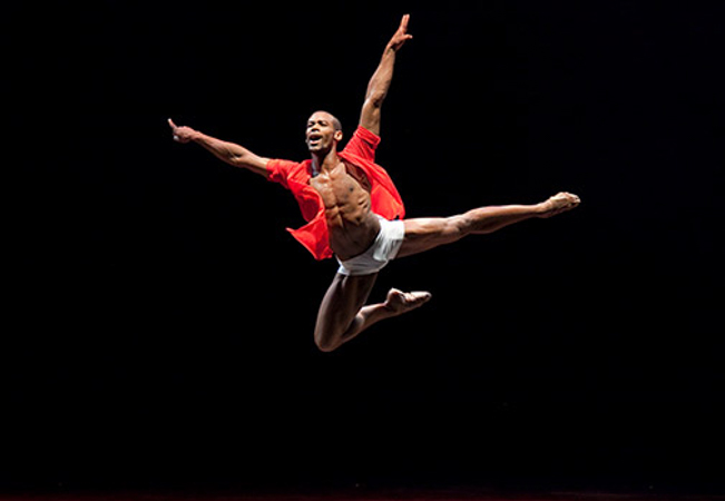 Complexions contemporary ballet mar 17 18 at theatre du for Contemporary dance new york