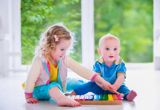 For Kids: Music & Movement Classes at Wiggly Woo