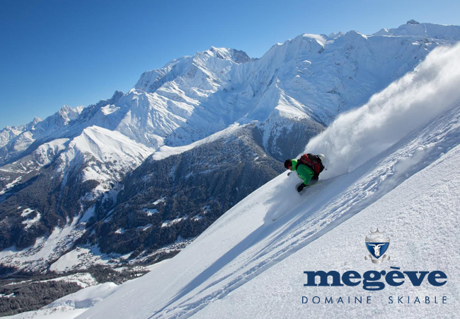 Megeve Daily Ski Passes (Valid from March 6)