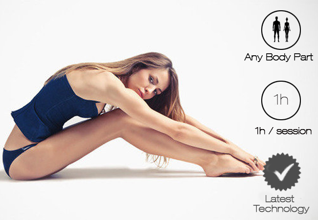 Laser Hair Removal at Aesthetics Clinic