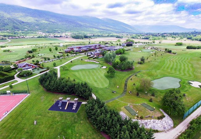 Golf + Lunch + Drinks at the Exclusive 5* Jiva Hill Golf Club