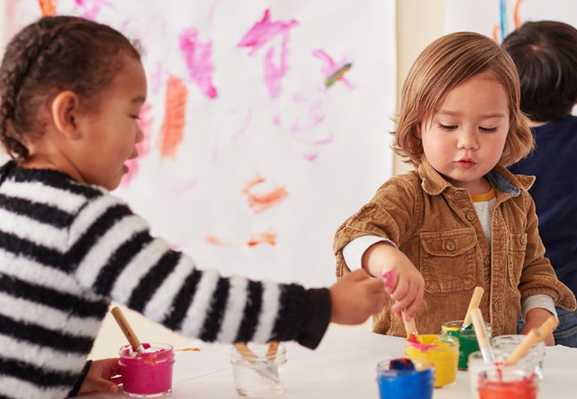 For Age 2 Months to 4 Years