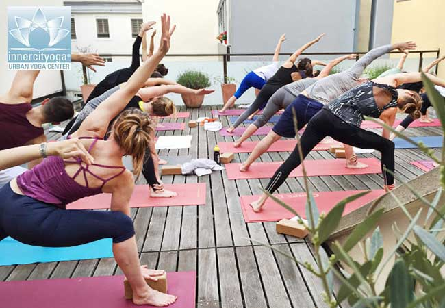 11 Yoga Classes at INNERCITYOGA