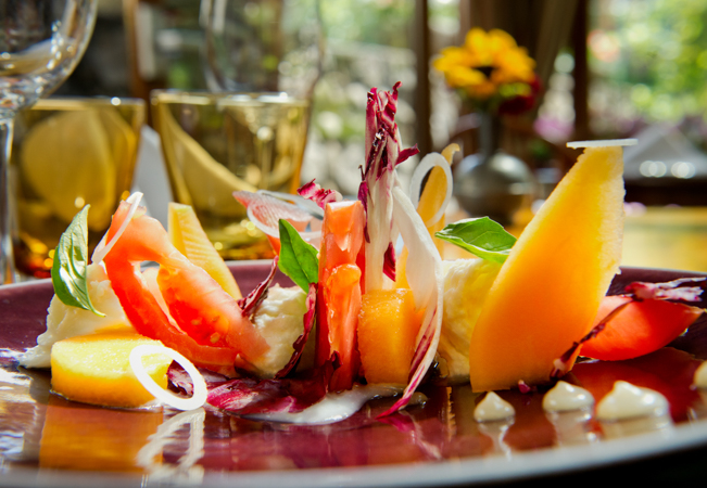 Recommended by Michelin Guide and Gault&Millau