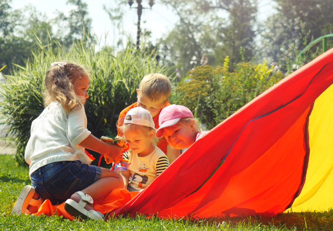 Summer Day Camps (Age 4-8) at Wiggly Woo