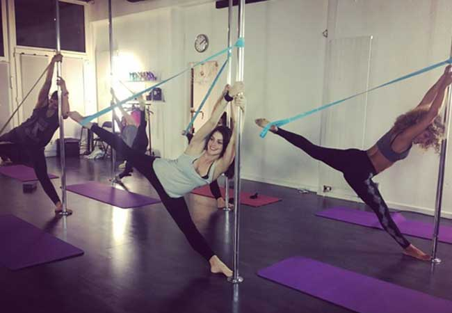 Pole Dancing & Fitness Classes at Urban Shape Studio