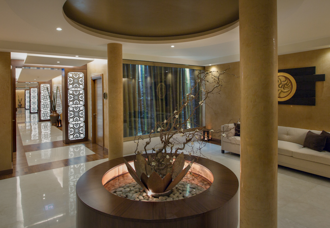 Exclusive Pampering