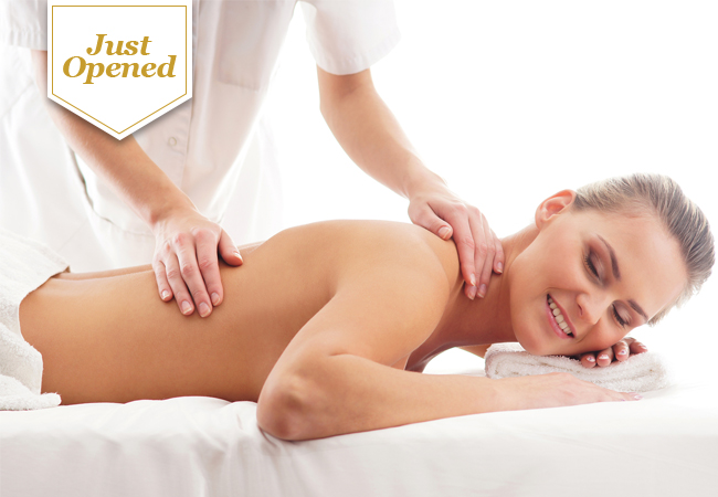 Just Opened: 1h Massage at 'The Treatment Room' (inside Holmes Place)