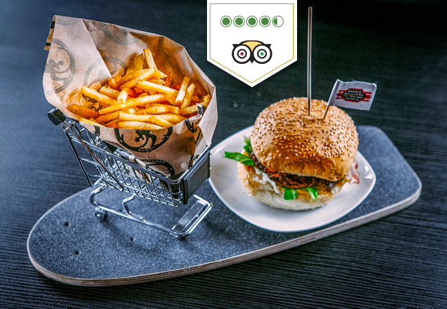 Recently Opened, 4.5 Stars on Tripadvisor