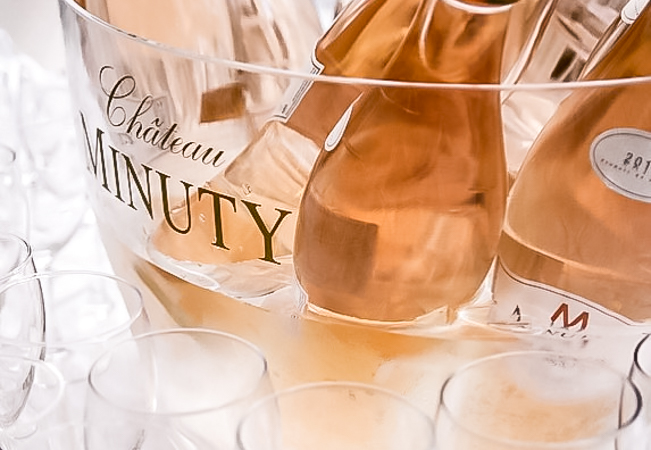Among the World's Best Rose' Wines, Celebrated by Gault&Millau and Awarded 91 Points by Wine Enthusiast: 
