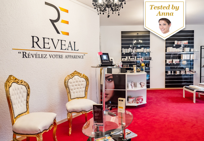 Massage or Facial at Institute Reveal (Rive)
