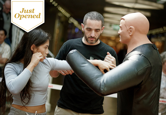 Just Opened: Martial Arts & Fitness at Martial Arts Academy