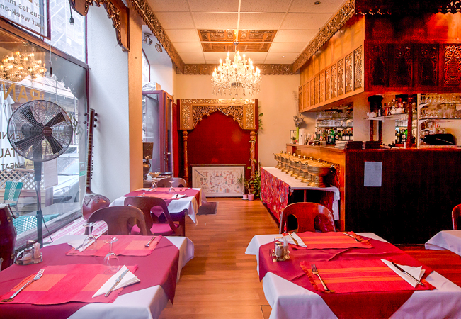 TripAdvisor Certificate of Excellence Indian at Sajna: Dinner / Lunch for 2 People   Each person chooses any starter + any main + rice + coffee  Photo