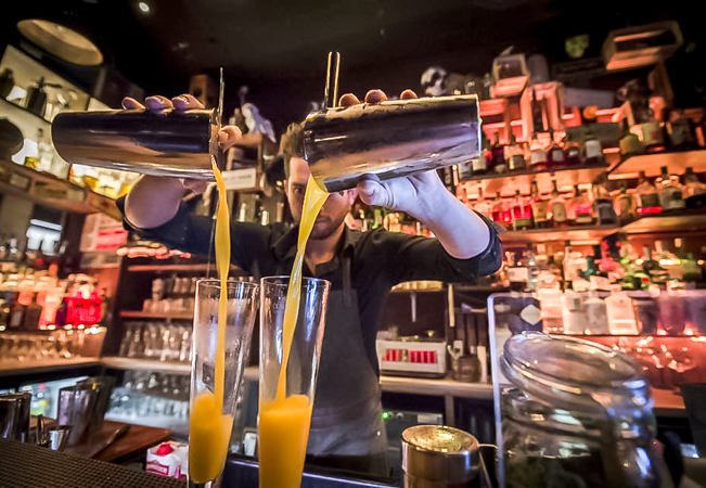Just Opened Artisanal Cocktails & International Tapas at the New Black Sheep Bar in Rive  Pay CHF 39 for CHF 70 Credit or CHF 69 for CHF 140 Credit   Photo