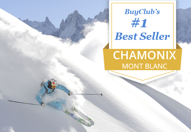 BEST SELLER: Chamonix Full-Day Ski Pass Valid 7/7 All Season