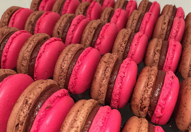 Artisanal Handmade Macarons from Parisserie Geneve