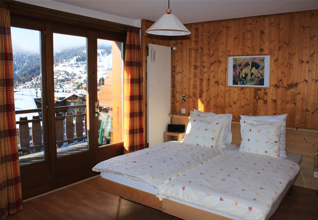 5 Minutes Walk to Verbier's Ski Lifts