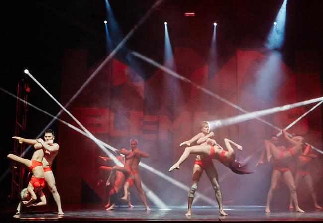 In Geneva for Just 1 Night