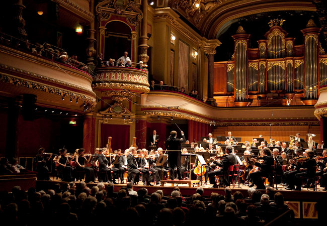 Orchestra Suisse Romande at Victoria Hall, Mar 7