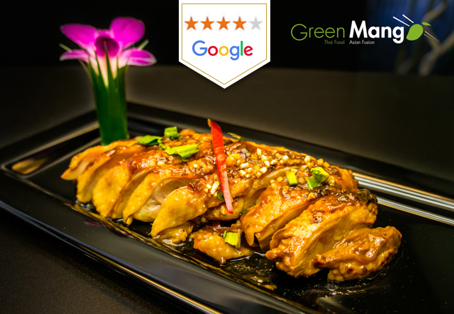 Thai Take-away at Green Mango Cornavin: CHF 45 Credit