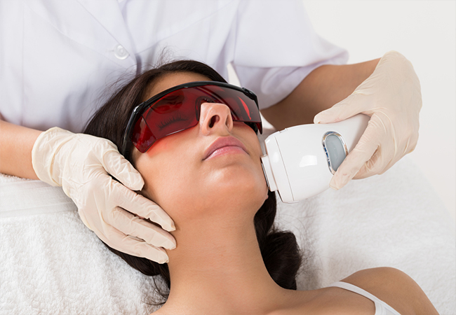 Permanent Laser Hair Removal at Aesthetics: among Geneva's premier laser clinics. Open credit to use towards any body part:   Pay CHF 300 for CHF 600 credit  Pay CHF 589 for CHF 1200 credit Pay CHF 1099 for CHF 2400 credit   Photo