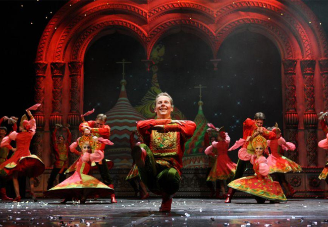 """Incredible"" -Lonely Planet ""Magical show"" -tempslibre.ch 