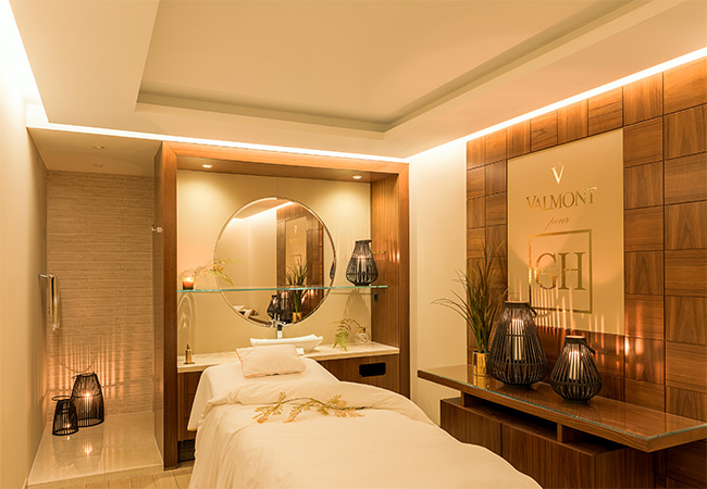Le Spa Valmont at Grand Hotel Kempinski