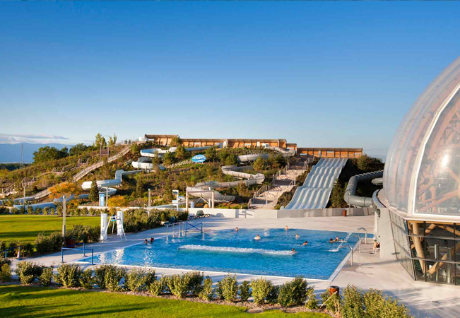 Vitam Waterpark Valid All Summer Just 15 Mins From Geneva