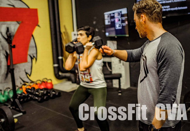 4.9 Stars on Facebook Fundamentals Training + 1 Month Unlimited Membership at CrossFit GVA (Center Town & Acacias)  Get into CrossFit at Geneva's most established CrossFit center with 2 locations (center town + Acacias) and 115 classes / week  Photo