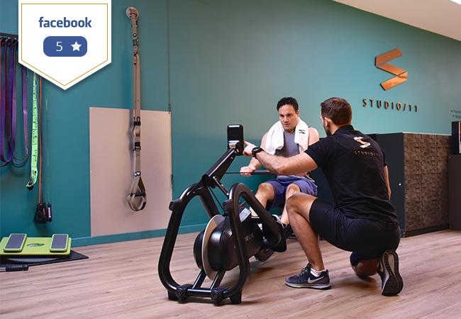 Personal or Group Training at Studio 11