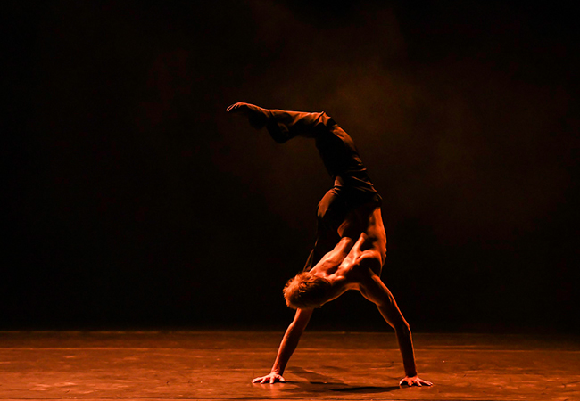 """Rare Sighting of Paris Talent"" - New York Times 
